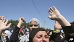 شام: مظاہرین پر سیکیورٹی فورسز کی فائرنگ،44 افراد ہلاک