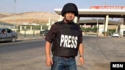 El reportero de Alhurra, Bashar Fahmi, fue capturado por fuerzas rebeldes mientras reportaba desde la ciudad siris de Alepo.