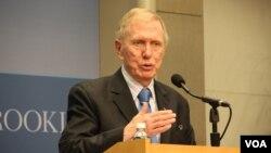 Michael Kirby, pemimpin komisi PBB untuk menyelidiki kejahatan terhadap kemanusiaan di Korea Utara (Foto: dok).