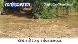 Lũ lụt ở Việt Nam, tử vong tăng