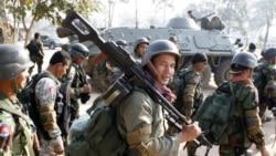 درگيری های مرزی تايلند و کامبوج به آتش بس موقت دو کشور پايان داد