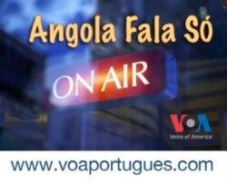 """22 Mar 2013 Angola Fala Só - Mihaela Webba """"Instituições não estão comprometidas com o estado de ..."""