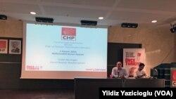 Cumhuriyet Halk Partisi (CHP), Ankara'daki genel merkezinde sandık tutanaklarıyla seçim günü sonuçları izleyecek özel merkezini ve internet üzerinden sistemini oluşturdu.