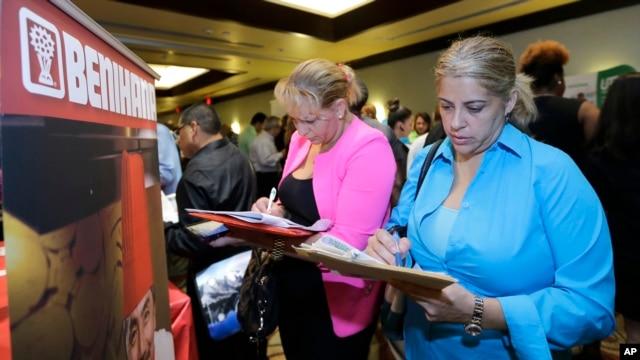 EE.UU.: Leve aumento del desempleo