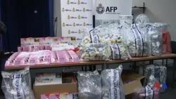 澳大利亞破獲冰毒走私大案 4中國人被捕