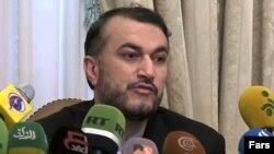 حسین امیر عبداللهیان، معاون وزارت خارجه ایران