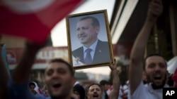 Erdog'an tarafdorlari
