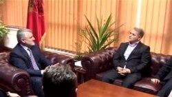 Partitë shqiptare në Maqedoni