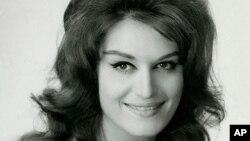 دالیدا، خواننده و بازیگر مصری ایتالیایی