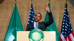 U.S. President Barack Obama Urges African To Uphold Democracy, Rule of Law and Human Rights