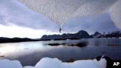 Topljenje leda na Arktiku