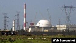 ایران کی ایک جوہری تنصیب(فائل)