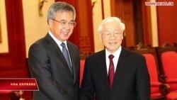 VN kêu gọi TQ hợp tác giải quyết vấn đề Biển Đông