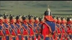 美国等十五个国家在蒙古举行年度军演