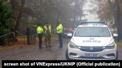پلیس در بریتانیا - آرشیو