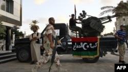 ПНС Ливии: борьба еще не закончена