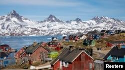 15 Haziran 2018, Taiilaq, Grönland