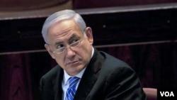 La Autoridad Palestina ha rechazado de plano las palabras del primer ministro israelí, Benjamin Netanyahu.