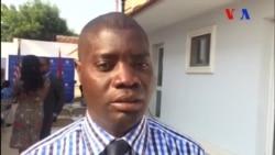 Njamba Chitali é do Moxico e é bolseiro YALI nos Estados Unidos