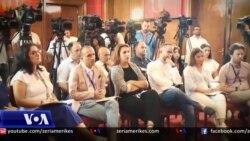 Shqipëri: Liria e medias në rënie, krizat e njëpasnjëshme dëmtuan gazetarët