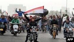 Những cuộc biểu tình chống chính phủ ở Ai Cập đã châm ngòi cho các cuộc biểu tình của sinh viên ở Sudan