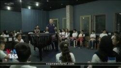 انتشار آلبوم ترانههای خاطره انگیز کودکان توسط کودکانی از خاورمیانه با مشارکت یونیسف