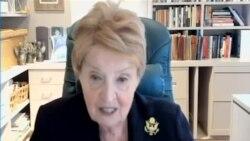 Медлин Олбрајт: Трагедија е што Бугарија го искористи ветото за домашно-политички поени