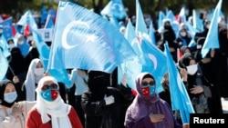 Turkiyalik uyg'urlar