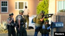کیلیفورنیا میں فائرنگ سے 14 افراد ہلاک