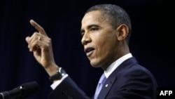 Барак Обама пообещал укрепить экономику США