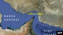 ABD: İran Körfezi Kapatamaz