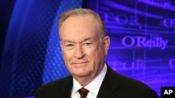 "FILE - Bill O'Reilly of the Fox News Channel program ""The O'Reilly Factor""."