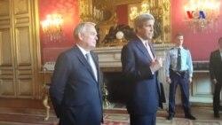 Kerry'den Geniş Kapsamlı Ateşkes Önerisi