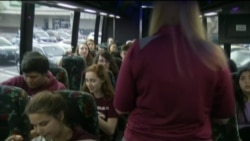High School Students Who Survived Mass Shooting En Route to Tallahassee
