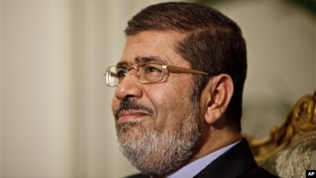 Egipatski predsednik Mohamed Morsi