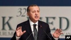 سخنرانی رجب طیب اردوغان رئیس جمهوری ترکیه در نشست سازمان همکاری اسلامی در استانبول - ۳ آذر ۱۳۹۵