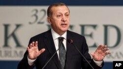پس از بهبود روابط میان ترکیه و اسرائیل، این اولین بار است که رئیس جمهور اردوغان، موقف شدید در برابر اسرائیل گرفته است.