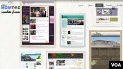 شرکت ممتاز هوست صفحات انترنتی را نیز طراحی میکند