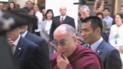 Приезд Далай-ламы в США