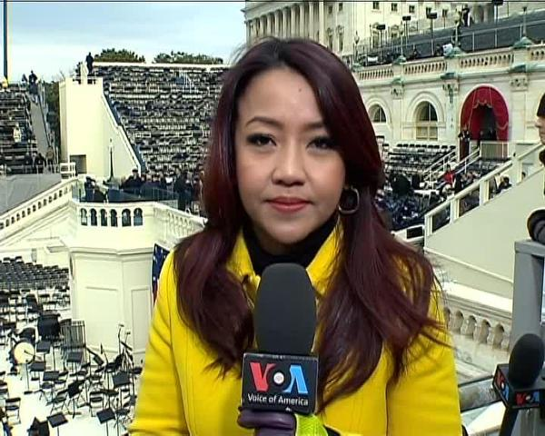 Pelantikan Presiden Obama 2013 - VOA Live untuk TV One