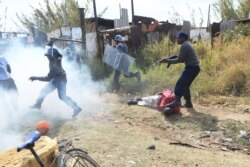 Report on Harare Riots Filed By Irwin Chifera