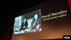 Nəcəf Nəcəfovun xatirə gecəsi keçirilib