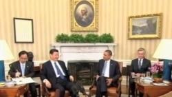 焦点对话(1)习近平对美国的访问是否成功?