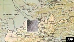 Авиабаза Баграм. Афганистан