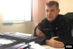 Emir Sijerčić, komandir Jedinice za specijalističku podršku Uprave policije MUP Kantona Sarajevo