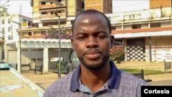 Cirilo Mendes, médico-clínico no Centro de Atenção aos Doentes Mentais da Cahala, em Malanje.