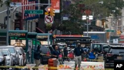 29 Injured in New York Blast