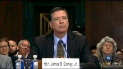 """Директор ФБР дав свідчення Юридичному комітету Сенату: """"Росія досі втручається у політичні процеси у США"""" . Відео"""