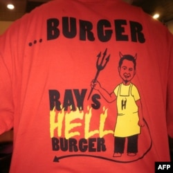 Американский гамбургер для Медведева