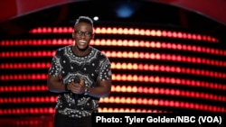 The Voice Contestant, Brian Nhira